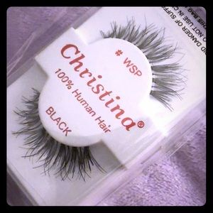 7de05ab37f0 Christina Makeup | 4 Pack False Eye Lashes Style Dw | Poshmark